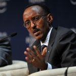 Kagame's not sharing on social networks