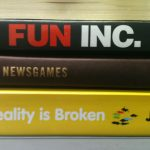Three books on games for journalists