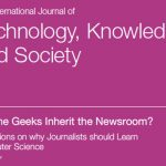 Will the geeks inherit the newsroom?