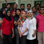 The dedication and enthusiasm of this group of journalists in the Maldives was impressive